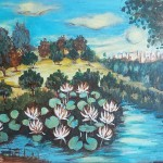 תערוכת יחיד – נוף, אדם וטבע