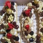 מתכון לעוגת יום הולדת: עוגת מספרים