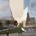 משרדי הממשלה אישרו בניית מגדל עיריית נתניה