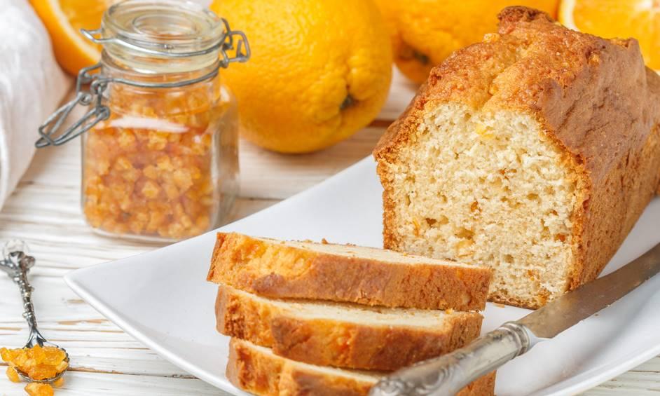 עוגת תפוזים רכה