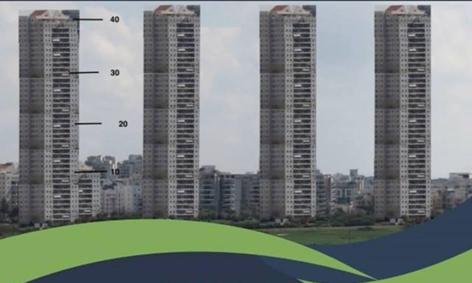 קריית השרון: הקמת מגדלי ענק תהרוס את השכונה