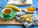 עוגיות מאצ'ה - מתכון לעוגיות מאצ'ה תה ירוק יפני - נתניה מבשלת