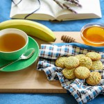 עוגיות מאצ'ה (אבקת תה ירוק יפני) – טעים ובריא