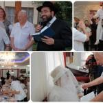 סיפור אהבה נוסח נתניה: החתן בן 92 הכלה בת 82