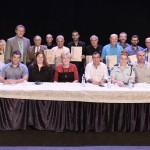 בחסות עיריית נתניה: ערב הצדעה למאבטחים