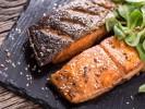 מתכון פילה סלמון בקראסט פיצוחים - נתניה מבשלת