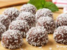 מתכון כדורי שוקולד עם טוויסט - גם לילדים גם למבוגרים