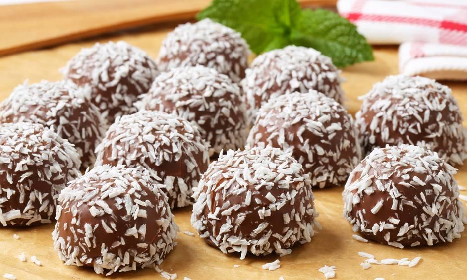 כדורי שוקולד עם טוויסט שילדים אוהבים להכין