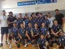 """כדורעף: נבחרת אורט שטקליס - נתניה אלופת מחוז ת""""א"""
