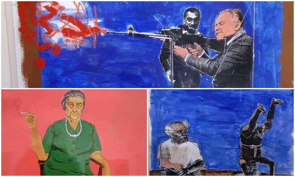 תערוכה בנתניה: כן, אדוני ראש הממשלה