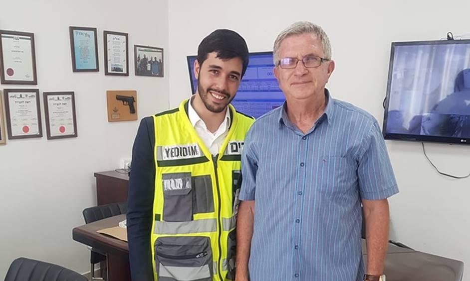 נתניה: ארגון ידידים מרחיב שיתוף הפעולה בחילוץ רכבים