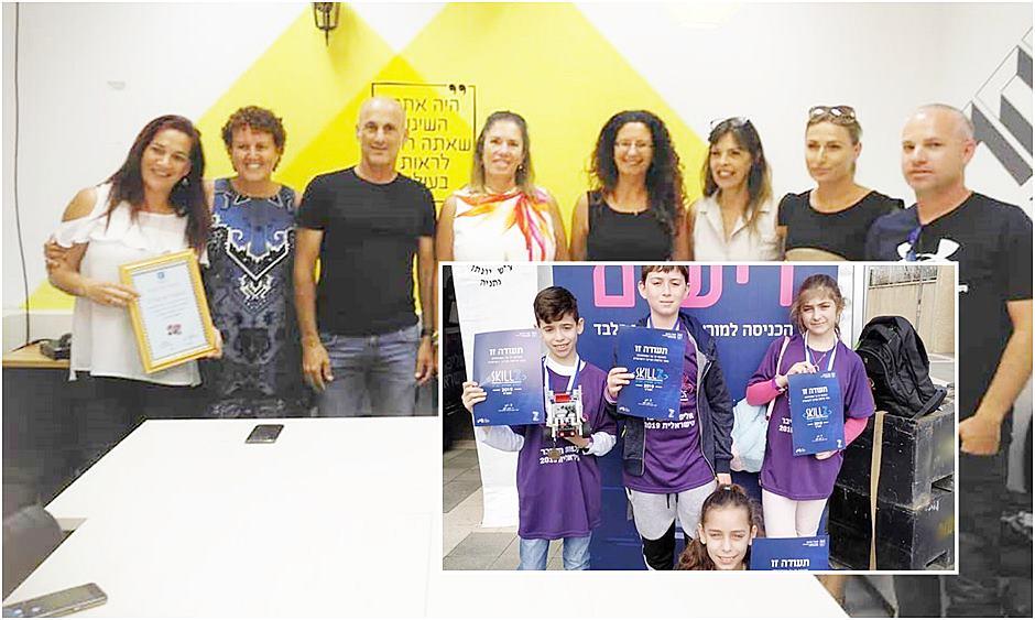 בית ספר יונתן נתניה - חינוך לחשיבה מקורית לצד יזמות