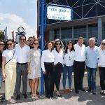 סינמה סיטי: נחנך רחוב בנתניה על שמו של לאון אדרי