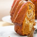 עוגת ערמונים ומשמשים ברום עם טעם של עוד