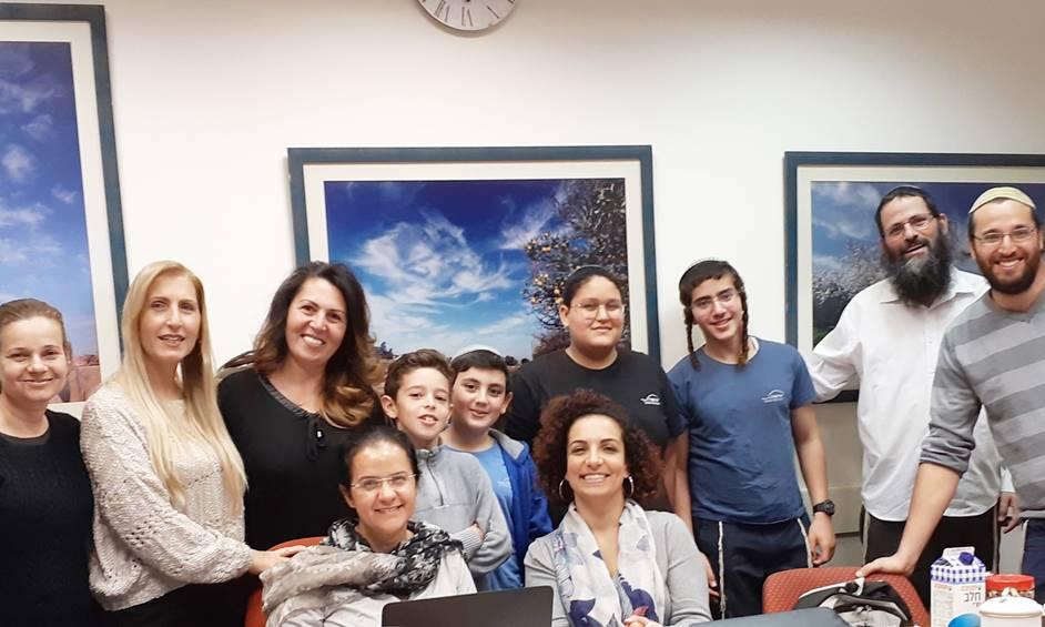 ברקאי – נתניה הוסמך לשמש בית ספר ירוק
