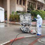 לניאדו: חולת דיאליזה פריטונאלית אושפזה במחלקת התפרצות קורונה