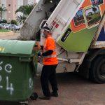 עיריית נתניה: גידול חד בכמות אשפה ביתית וגזם מפונה