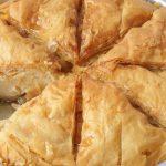 גלקטובורקו – מתכון מאפה פילו במילוי קרם סולת