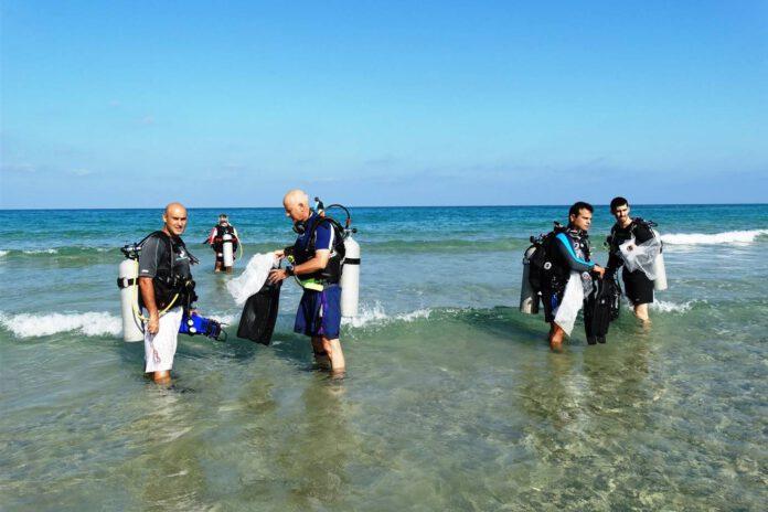 מבצע ניקוי החופים הגדול מסוגו בעולם - גם בנתניה