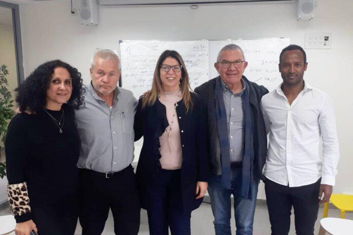 נתניה נגד גזענות - ישראלים נגד גזענות
