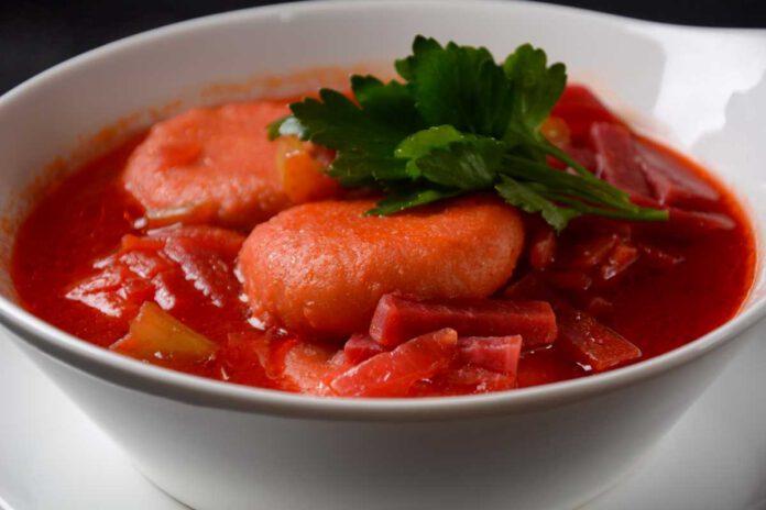מתכון קובה סלק - מרק קובה סלק - המטבח העיראקי