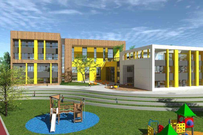 אגם 3 - בית ספר חדש יוקם בעיר נתניה - בשכונה הצמודה אגמים בית הספר דוידי יורחב.