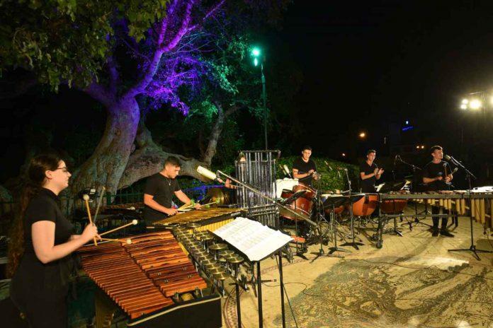 קונצרט הקיץ המסורתי של קונסרבטוריון נתניה נערך השנה תחת כיפת השמיים, במתחם גן השקמה ההיסטורי.