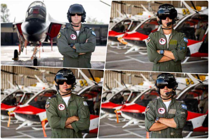 ארבעה בוגרי קורס טיס 182 של חיל האוויר - תושבי נתניה והאזור