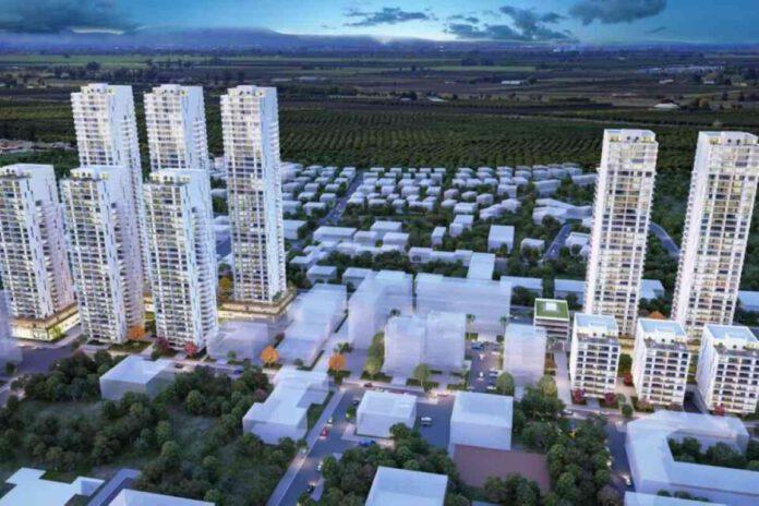 בפעם השנייה תוך חודשיים: חברת אאורה נבחרה לנהל פרויקט ענק. הפעם: מגה פרויקט פינוי בינוי בנתניה. 1560 יחידות דיור, ב-11 מגדלים בשכונת אזורים (נאות שקד).