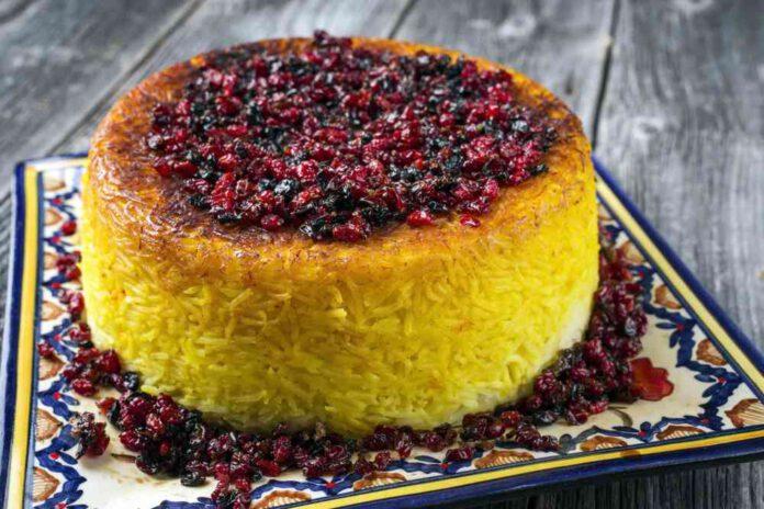 המטבח הפרסי הוא אחד המטבחים העשירים והעתיקים בעולם. תהדיג פרסי היא מעין
